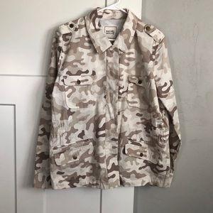 Rachel Hollis camo jacket